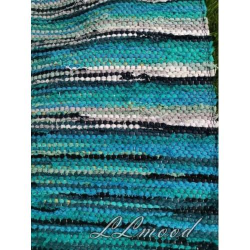 Linen carpet 7261