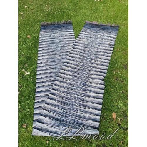 Linen carpet 7266