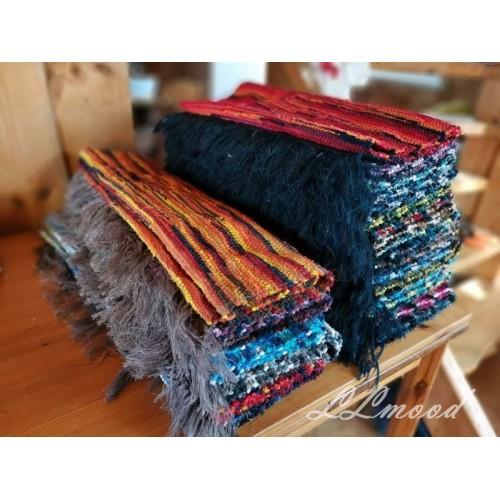 Linen carpet 7297