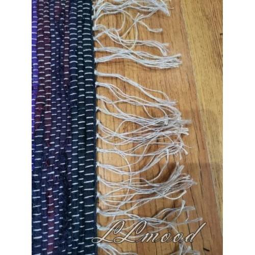 Linen carpet 7112