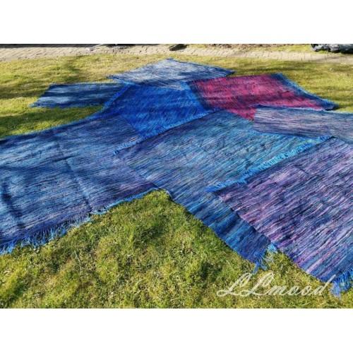 Linen carpet 7224