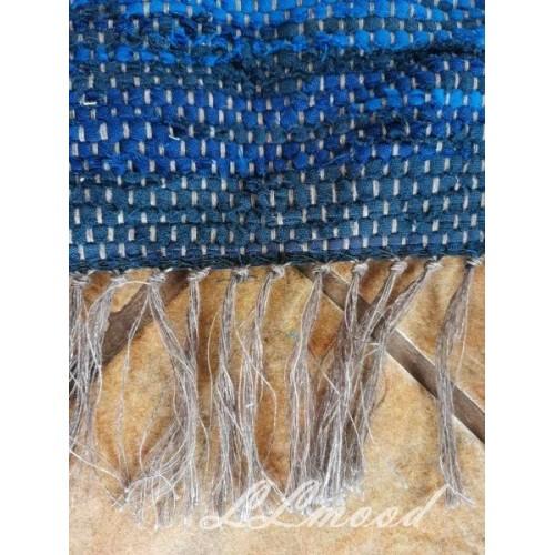 Linen carpet 7281