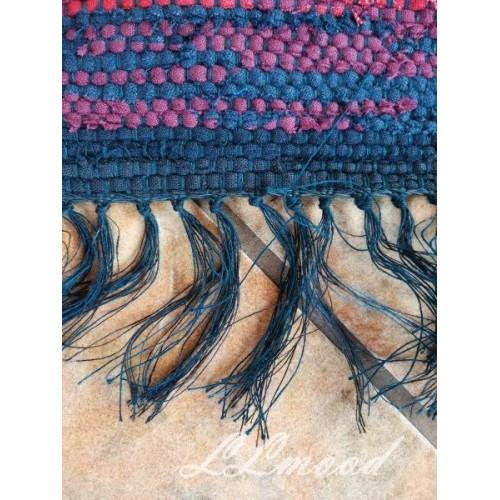 Linen carpet 7285