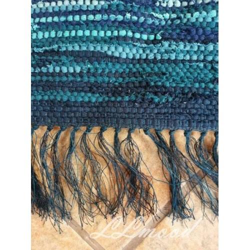 Linen carpet 7287