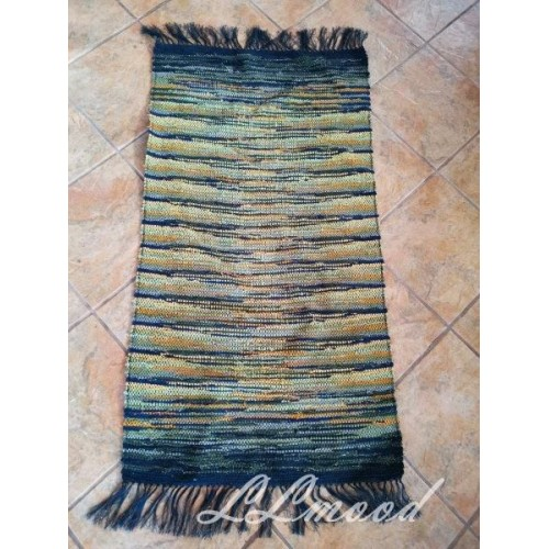 Linen carpet 7290