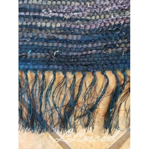 Linen carpet 7293