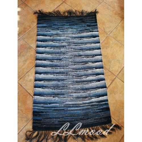 Linen carpet 7301