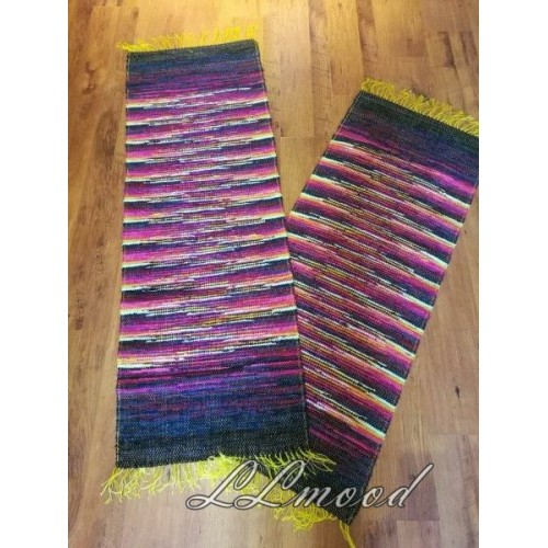 Linen carpet 7175
