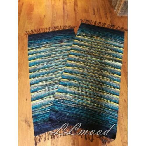 Linen carpet 7186