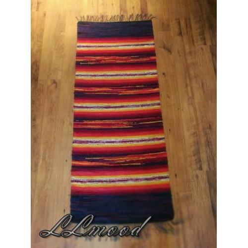 Linen carpet 7143