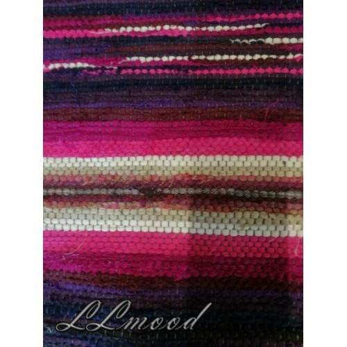 Linen carpet 7146