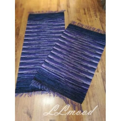 Linen carpet 7214
