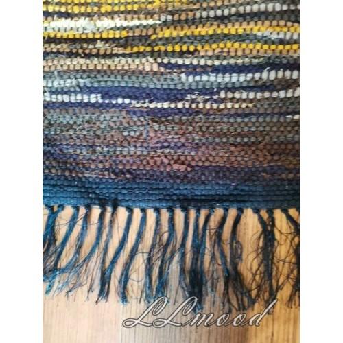 Linen carpet 7271