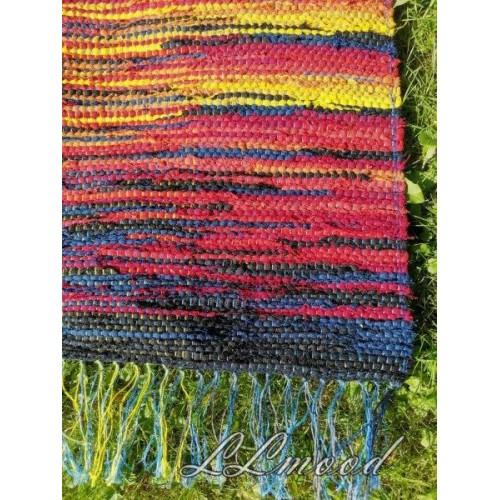 Linen carpet 7241
