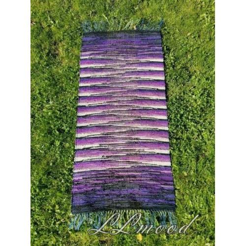 Linen carpet 7243