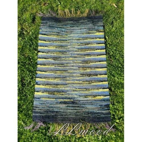 Linen carpet 7246