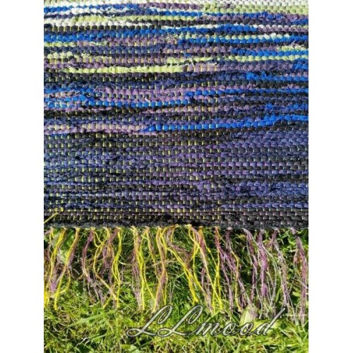 Linen carpet 7252