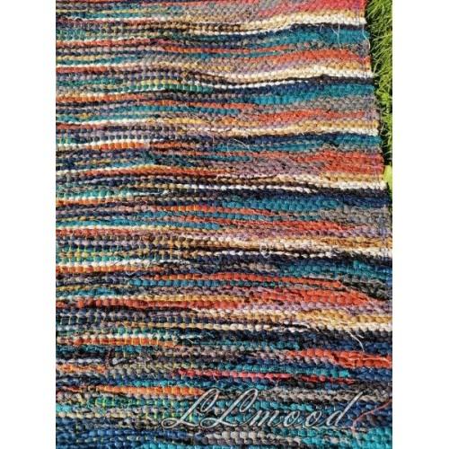 Linen carpet 7256